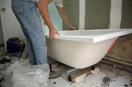 La baignoire baln o de l 39 hydromassage domicile - Installation d une baignoire ...
